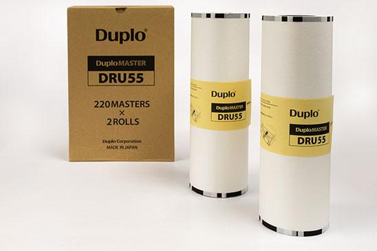 Duplo Roll Master DRU55