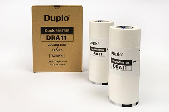 Duplo Roll Master DRA-11