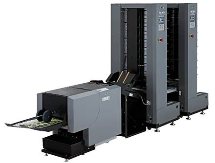Collating Bookletmaker