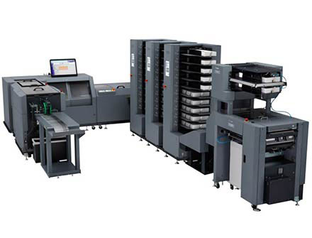 Collating-Sheet Feeding Bookletmaker