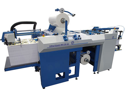 Offset and Digital Laminators B2