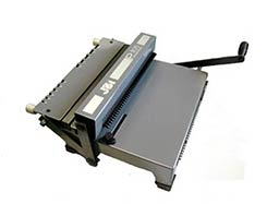 JBI PB 35 Punching & Wire-O® binding machine