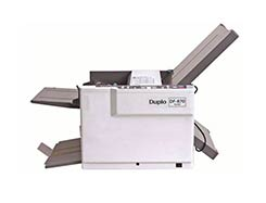 Duplo DF-870 Tabletop Folder