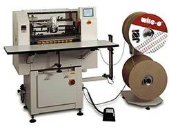 JBI BB 50 & BB 50H Binding Machine