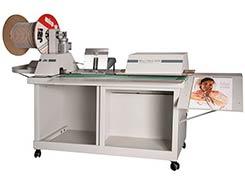 JBI WOB 5000 Binding Machine
