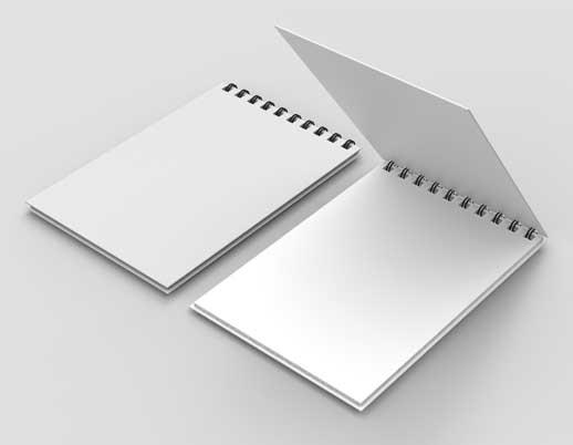 Notebook making